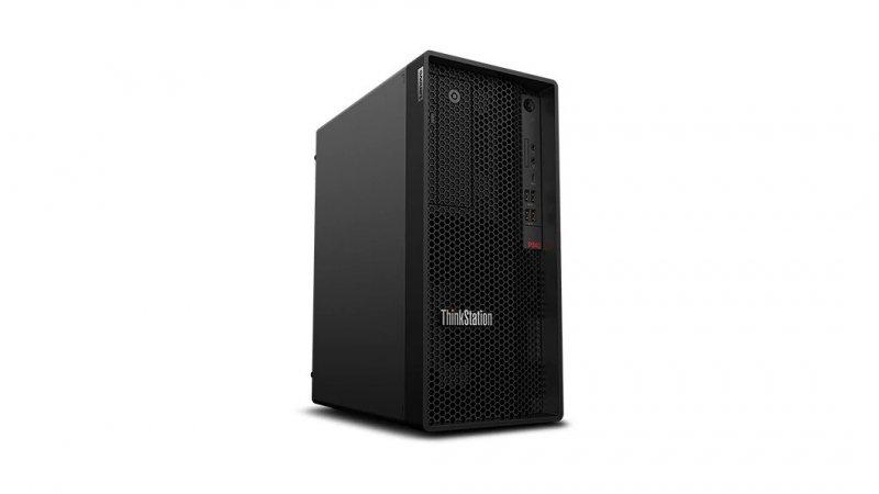 Lenovo Stacja robocza ThinkStation P340 Tower 30DH00G1PB W10Pro i7-10700/32GB/512GB/UHD630/DVD/3YRS OS