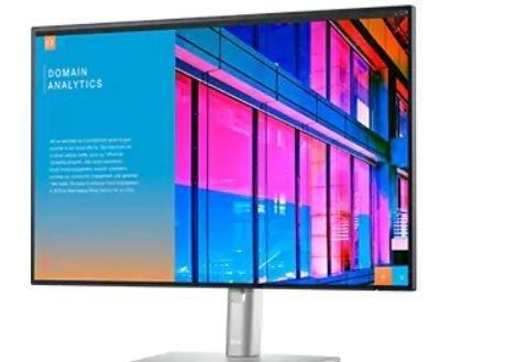 Dell Monitor U2421E  24,1 cali WUXGA (1920x1200) /16:10/HDMI/DP/USB-C/RJ-45/5xUSB 5 Gbps /3Y PPG