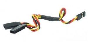 Y - kabel rozgałęziacz JR 15cm 22AWG skręcony