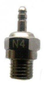 Świeca HSP N4 Medium Hot (średnio-gorąca) - 70117