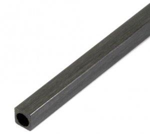 Profil węglowy kwadratowy 6,0/6,0 x 1000 mm otwór Ø3,5 mm