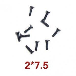 Śrubki 2 x 7.5 10szt  - A949-48