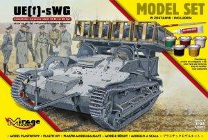 UEf-sWG Samobieżna Wyrzutnia Rakiet 40/28 cm Wk Spr