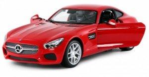 Mercedes-AMG GT 1:14 RTR (zasilanie na baterie AA) - Czerwony