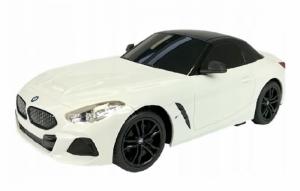 BMW Z4 1:18 2.4GHz RTR (zasilanie na baterie AA) - biały