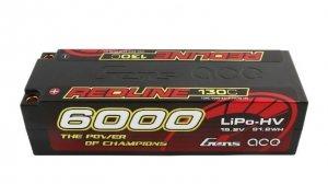 6000mAh 15.2V 130C Redline Gens Ace