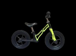 Rowerek biegowy Leo - zielony