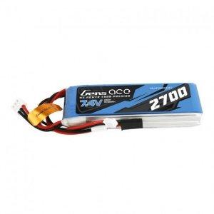 2700mAh 7.4V 1C Transmitter Pack Gens Ace