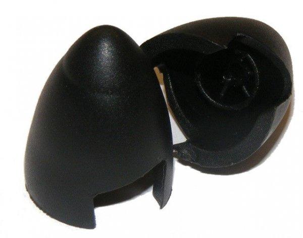 Kołpak gumowy 25mm  otworem pod ośkę 3 mm