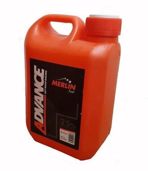 Paliwo Merlin Advance 25% Car 2.0L