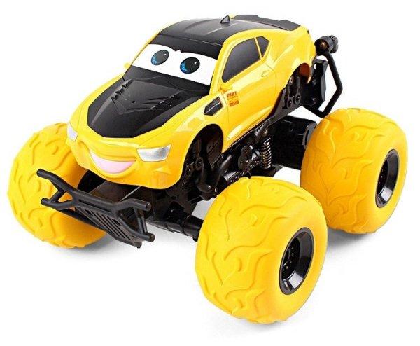 Stunt Dancer 1:16 2.4GHz 2WD RTR - żółty