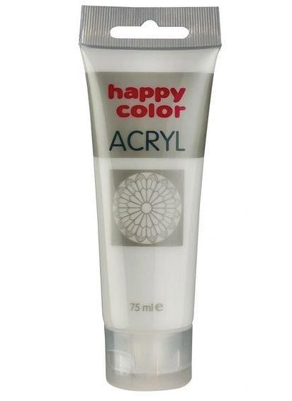 Farba akrylowa 75ml (biel tytanowa)