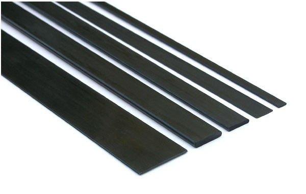 Listwa węglowa 1,0x5,0x1000 mm