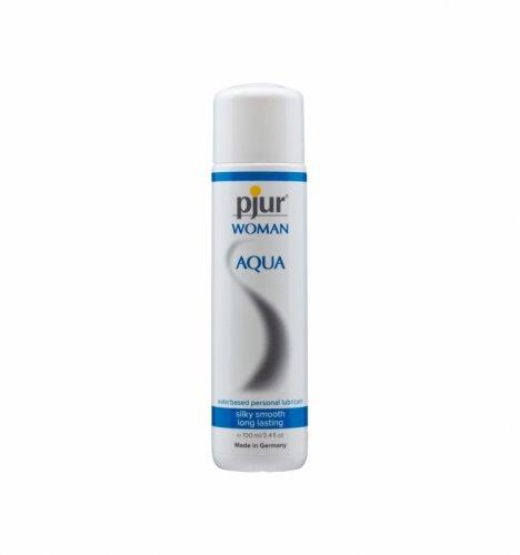 pjur Woman Aqua Bottle 100 ml