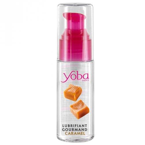 Wodny żel karmel - Massage & Lubrifiant CARAMEL 50 ml