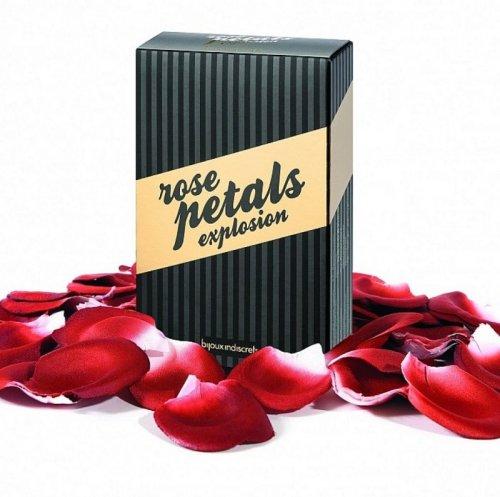 Płatki róż - Bijoux Indiscrets Rose Petal Explosion