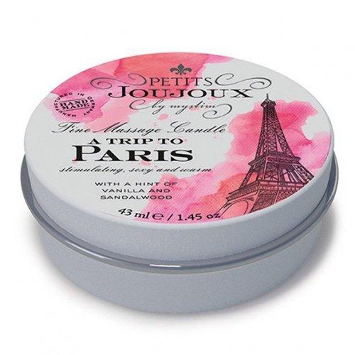 Świeca do masażu - Petits Joujoux Massage Candle Paris 33 gram