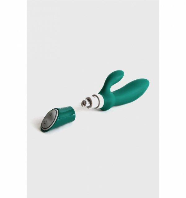 Masażer prostaty B Swish - Bfilled Deluxe (zielony)