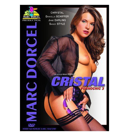 DVD Marc Dorcel - Pornochic 03: Cristal