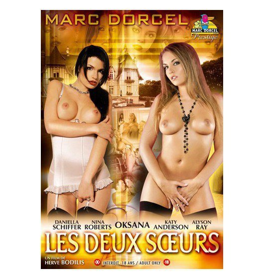 DVD Marc Dorcel - The two sister