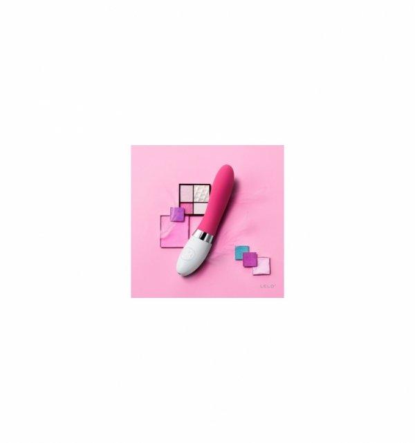 Wibrator LELO - Liv 2, wiśniowy