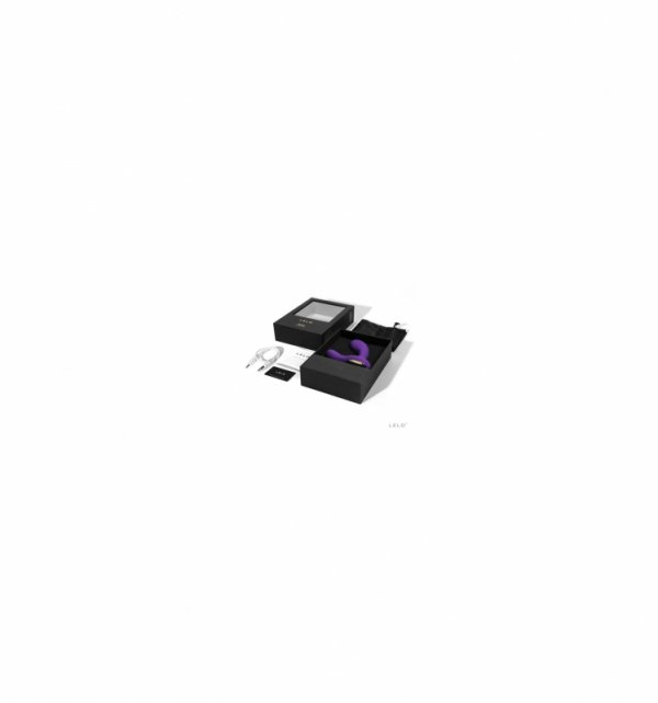 Masażer prostaty LELO - Bruno, purple