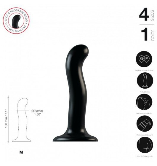 Strap-on-me Dildo Point P&G M