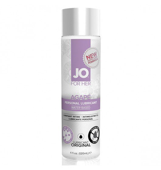 System JO For Her Agape Lubricant 120ml