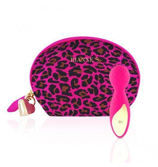 Wibrator Rianne S Essentials Lovely Leopard Mini Pink