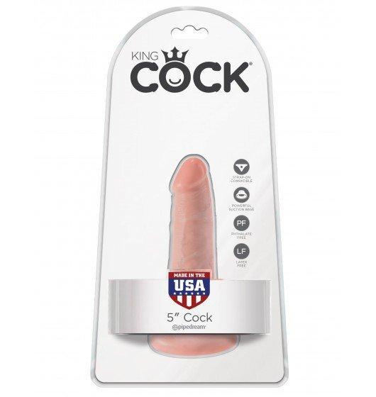 """King Cock 5"""" Cock Flesh"""