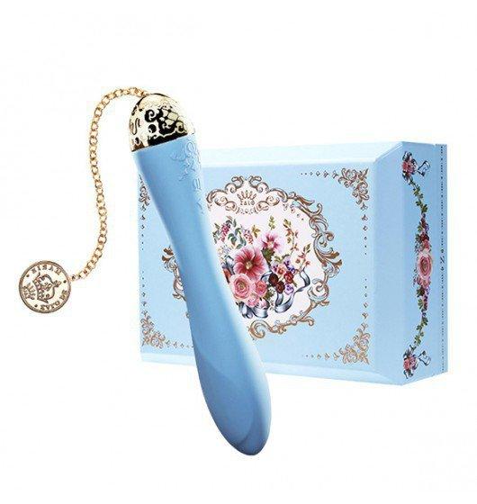 Zalo Versailles Marie Royal Blue