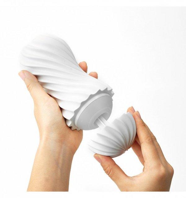 Tenga - Flex (biały)