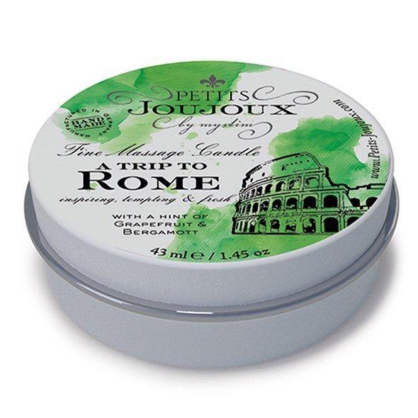 Świeca do masażu - Petits Joujoux Massage Candle Rome 33 gram