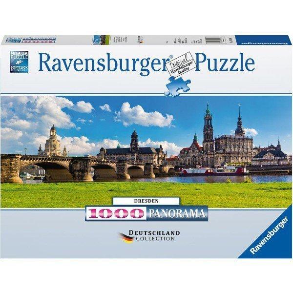 RAVEN. 1000 EL. Dresden panorama