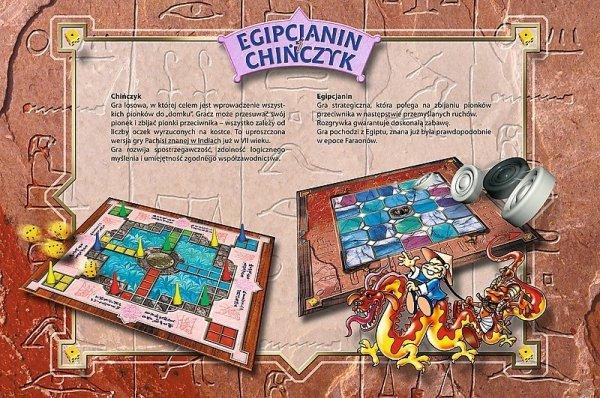 Gra Egipcjanin Chińczyk