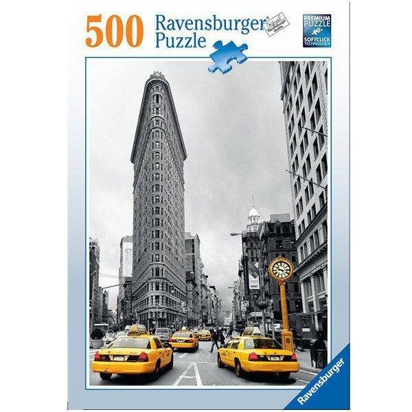 RAVEN. 500 EL. Ulice Now ego Jorku