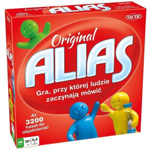 Gra Alias Original