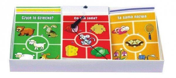 Gra Mini Mózg Przedszkolaka
