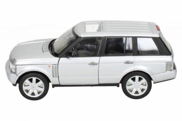 Land Rover Range Rover, srebrny
