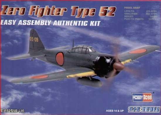 HOBBY BOSS Zero Fighter Type 52