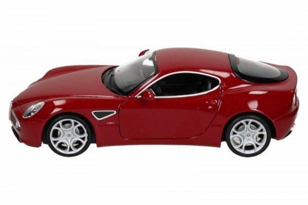Alfa 8C Competizione, czerwony