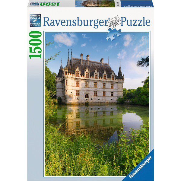 RAVEN. 1500 EL.  Zamek A zay-Le-Rideau