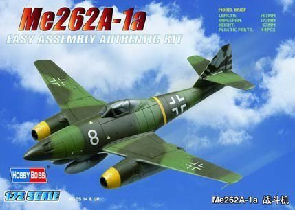 HOBBY BOSS Germany Me262 A-2a Fighter