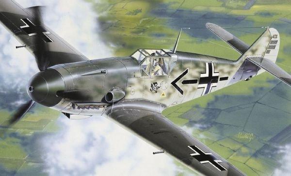 ITALERI Messerschmitt BF -109 F2/4