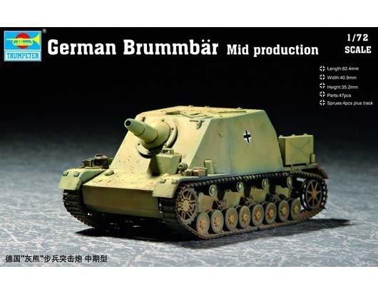 German Brummbar Mid Production