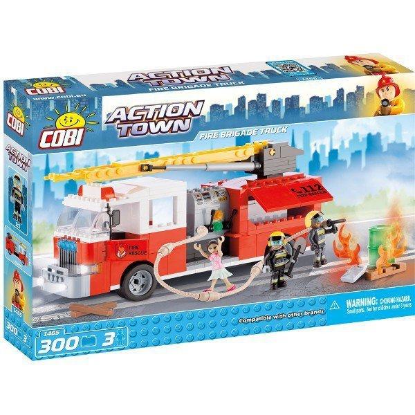 Klocki Actoin Town Straż pożarna