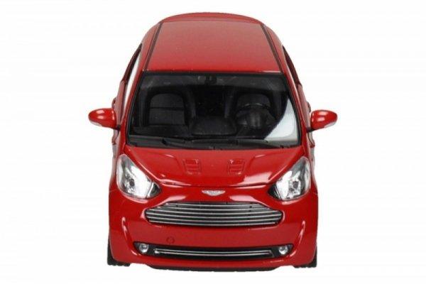Aston Martin Cygnet, czerwony