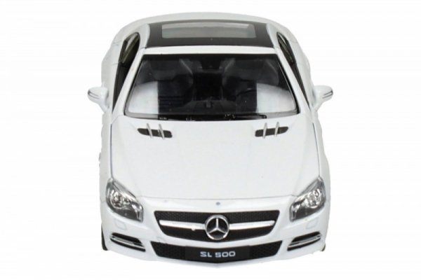 Mercedes Benz SL500, biały