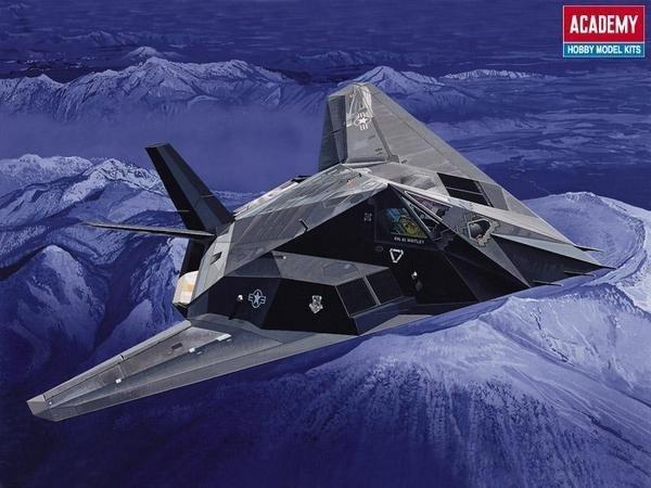ACADEMY F-117A Stealth