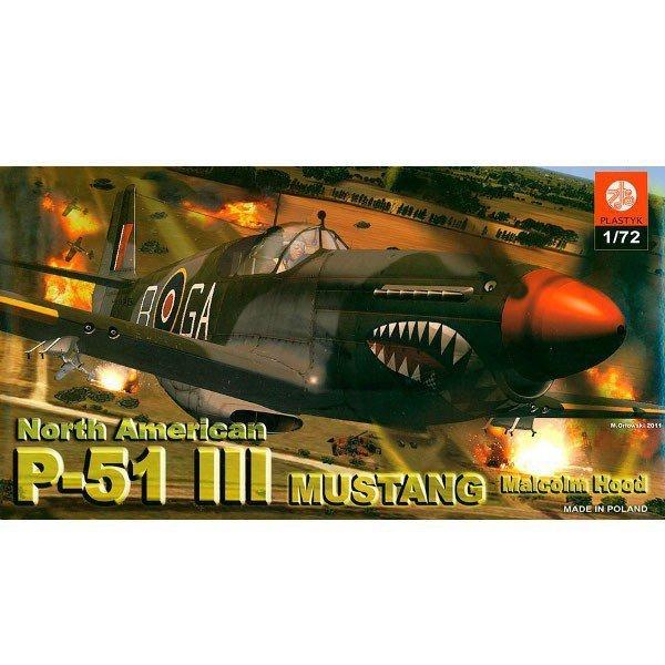 North American P-51 III Mustang